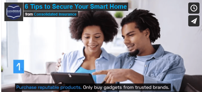 Be Smart about securing your Smart Home!