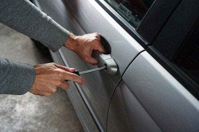 Auto Theft: Business is Booming