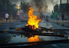 Blog - Civil Unrest