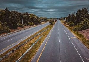 Blog - Empty Road